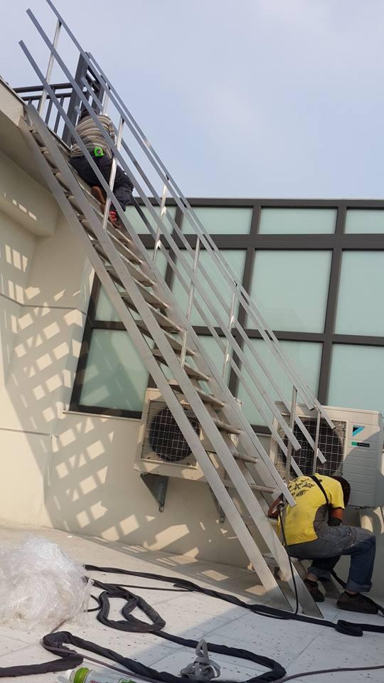 台中白鐵扶手