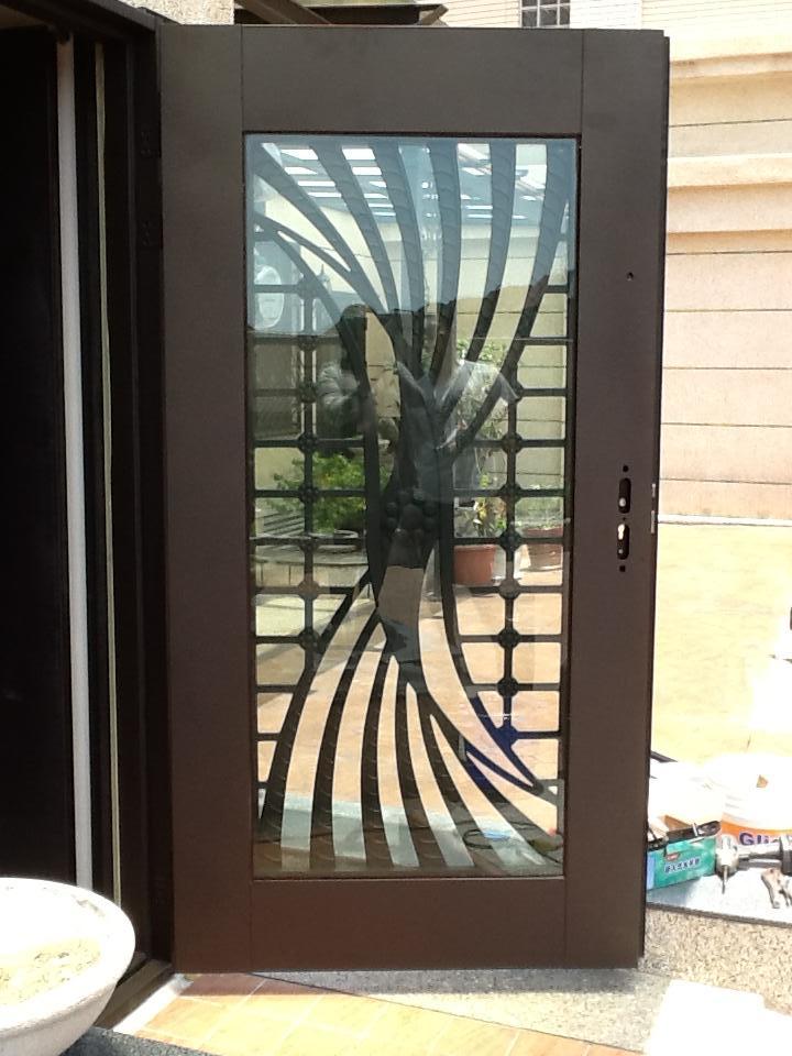 台中不銹鋼鍛造門