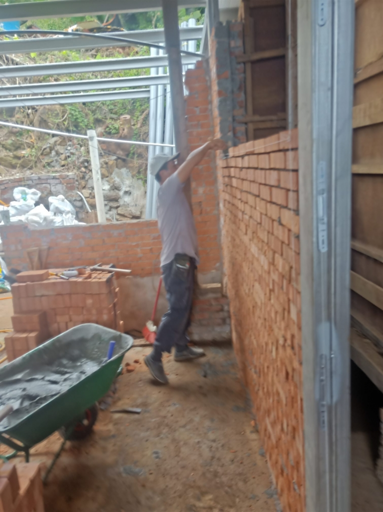 基隆砌磚工程