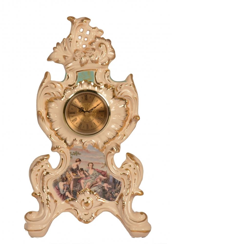 精品陶瓷-小座鐘