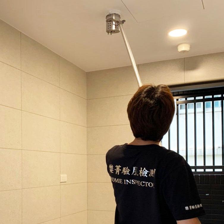 火災警報器檢測