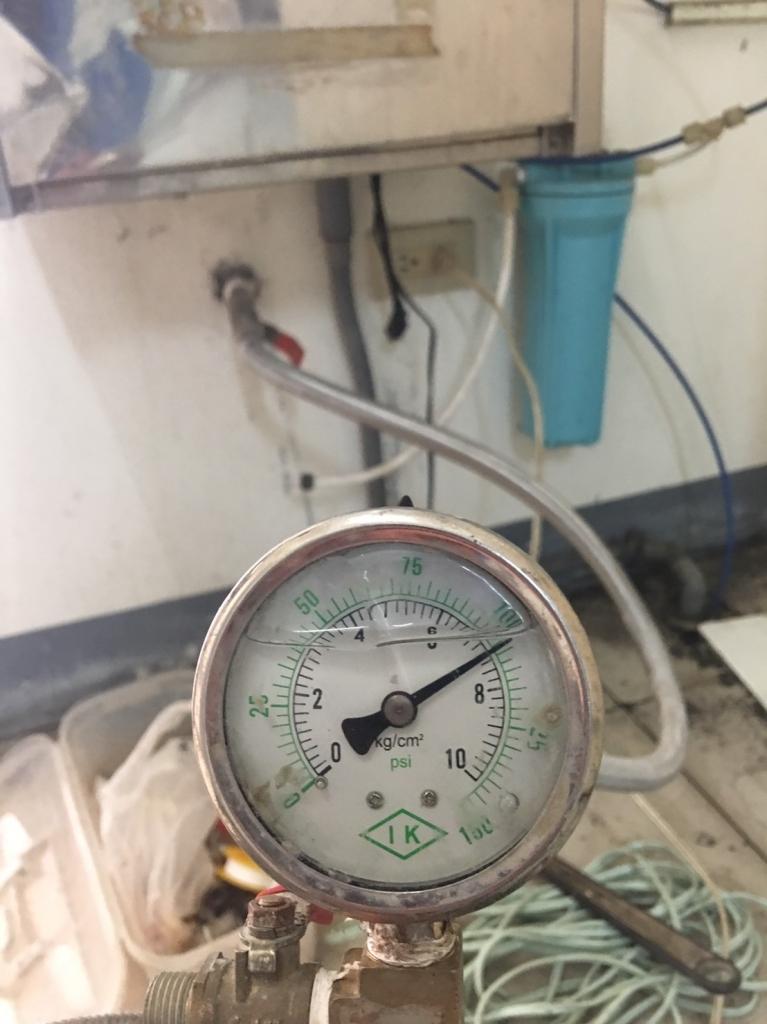 和春技術學院-水管漏水