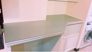 桌面烤漆玻璃