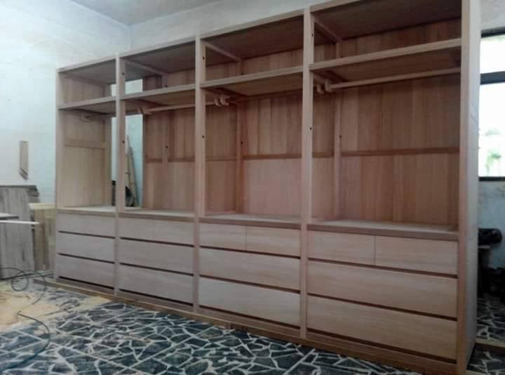 台灣檜木衣櫃
