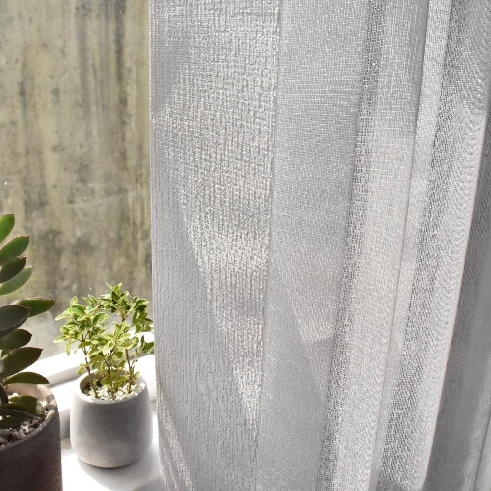 直立柔紗簾