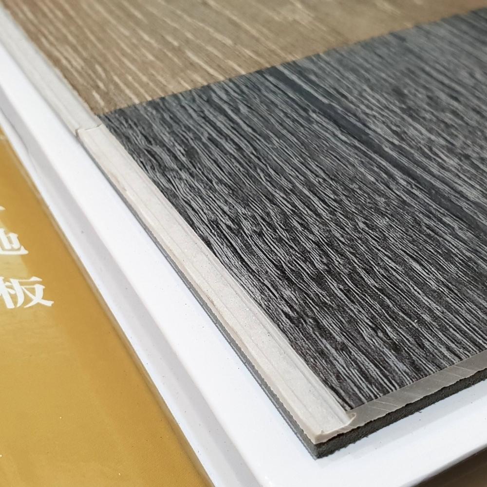 超耐磨防水石塑地板(