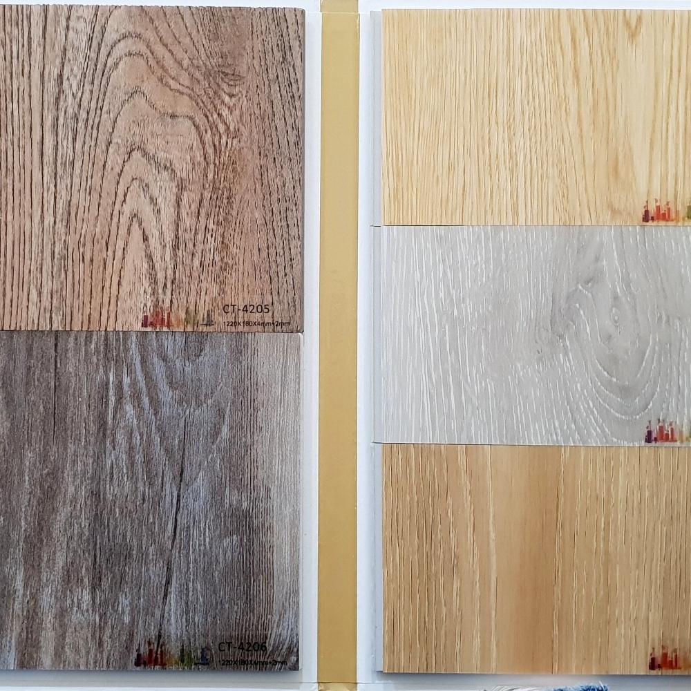 超耐磨防水石塑地板(室內)