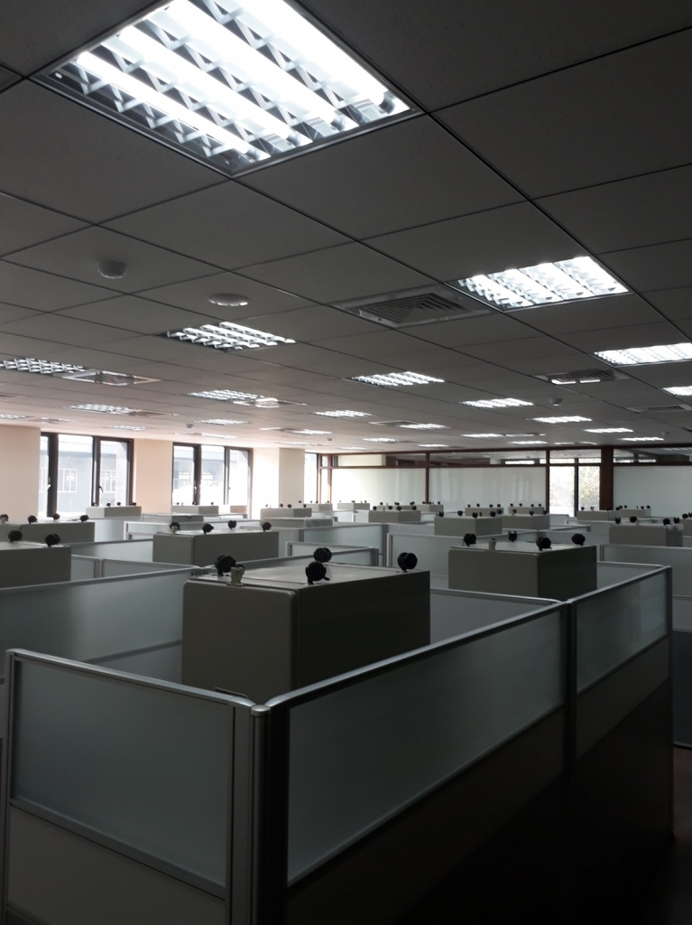 辦公室裝潢