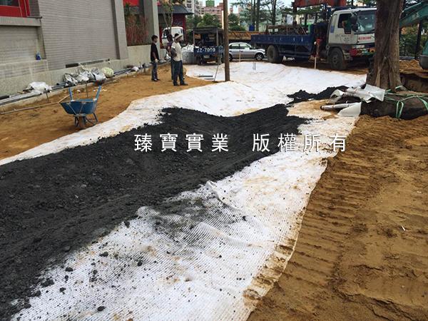 新竹送子鳥診所-皂土毯舖設施工