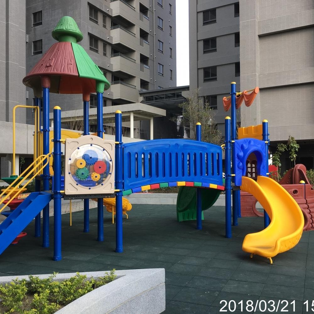兒童共融遊具A