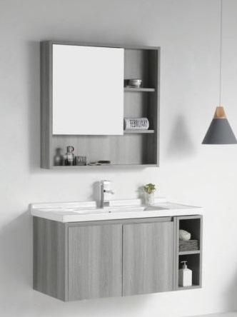 PVC浴櫃(右)KQ-P0604