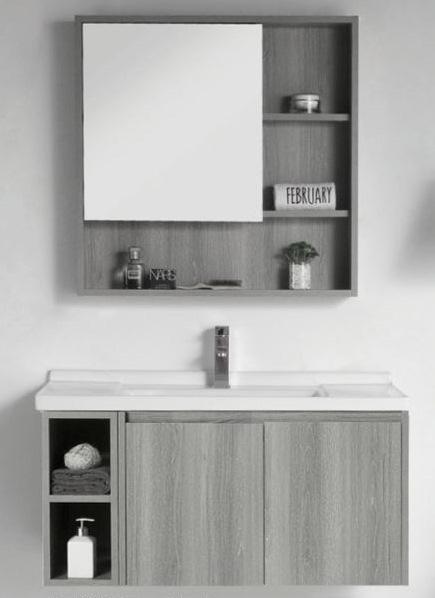 PVC浴櫃(左)KQ-P0603
