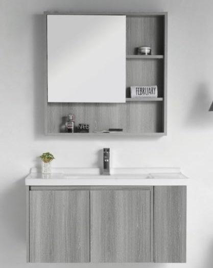 PVC浴櫃(右)KQ-P0602