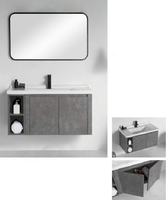 PVC浴櫃(左)KQ-P0503