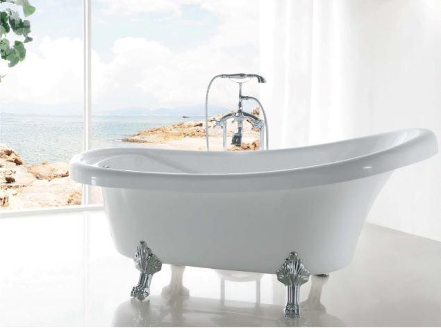 精品古典浴缸KQ-M