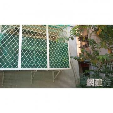 陽台側板安裝(一)