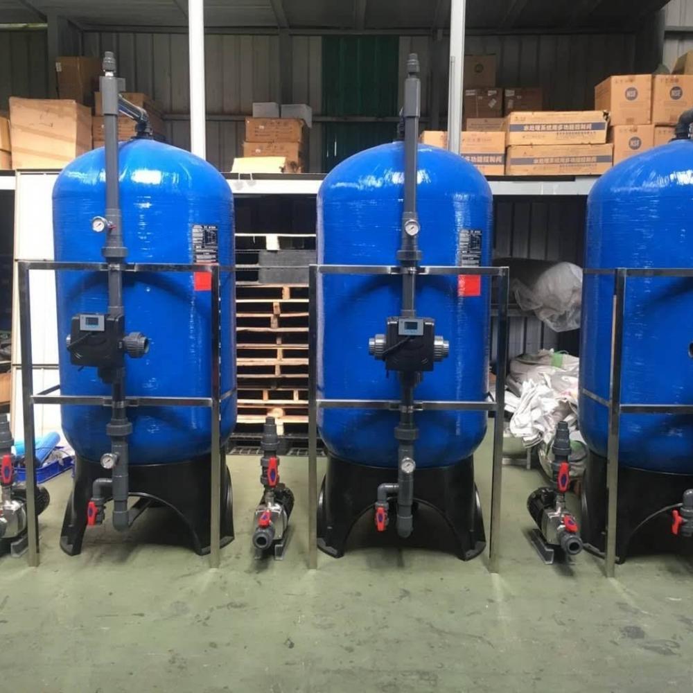 各式FRP淨水器