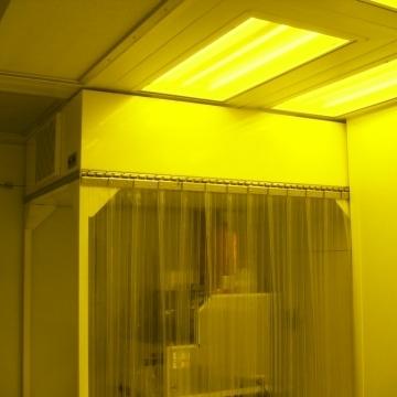 黃光無塵室