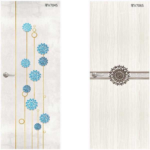 芊杏數位-雪花的紋理