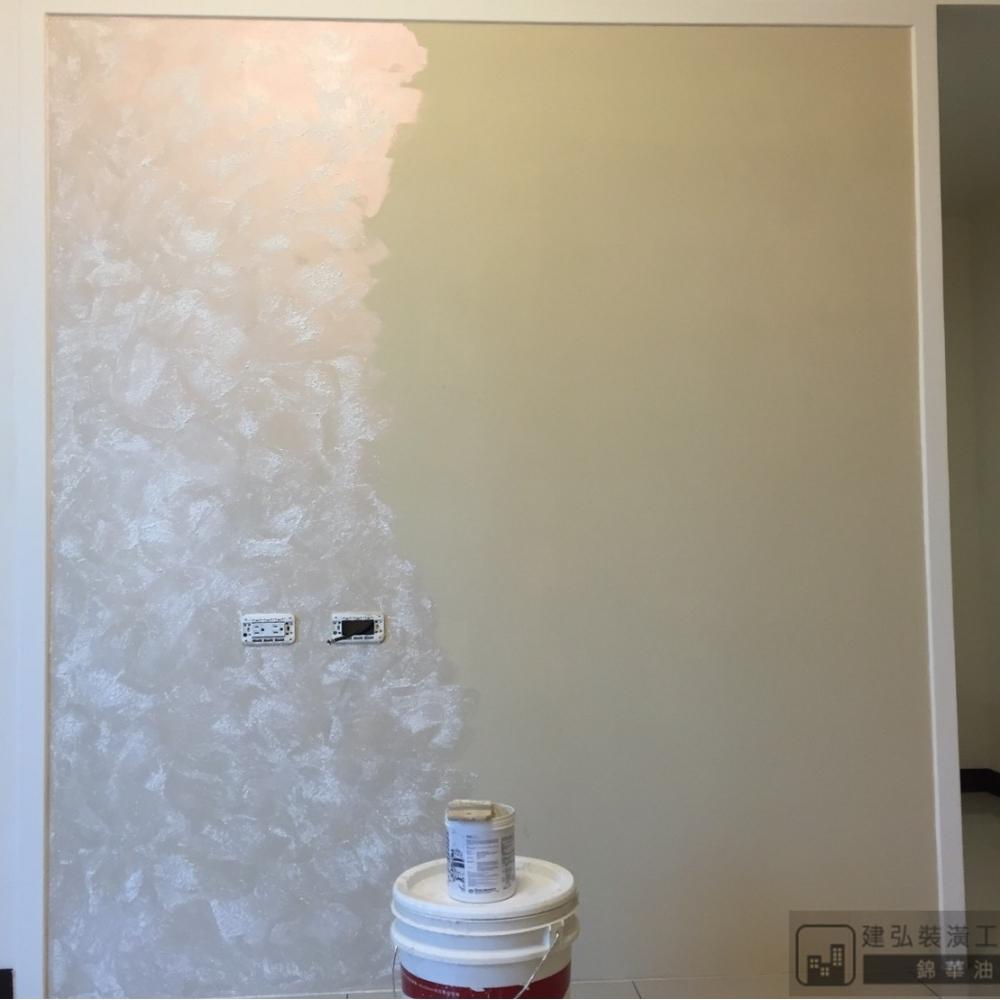 桃園油漆工程-壁紙漆