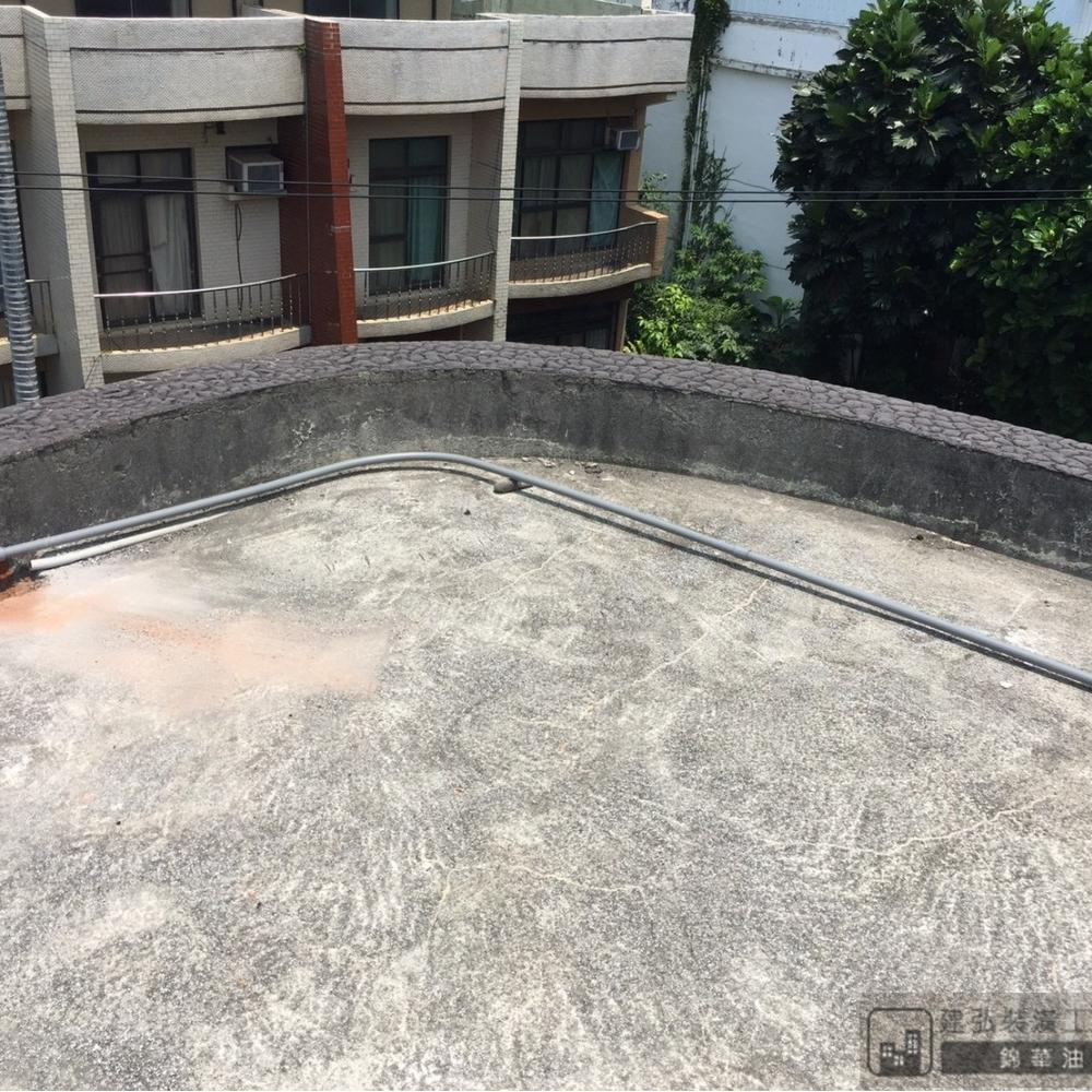 桃園屋頂防水工程
