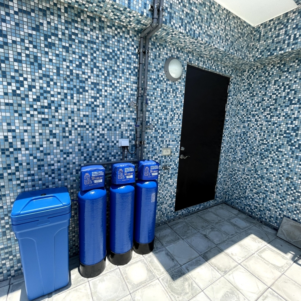 台南-下營區-全戶式軟水系統