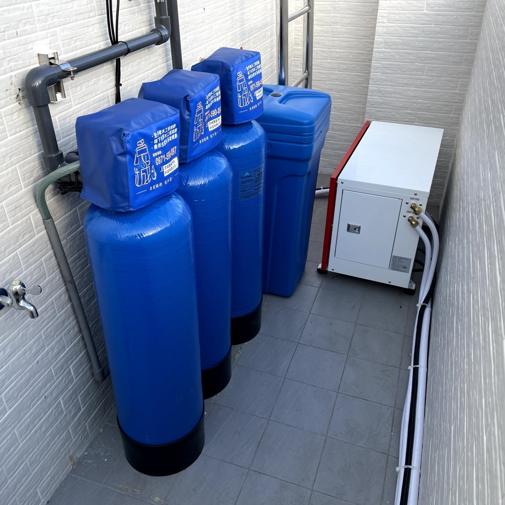 台南-關廟區-全戶式軟水系統
