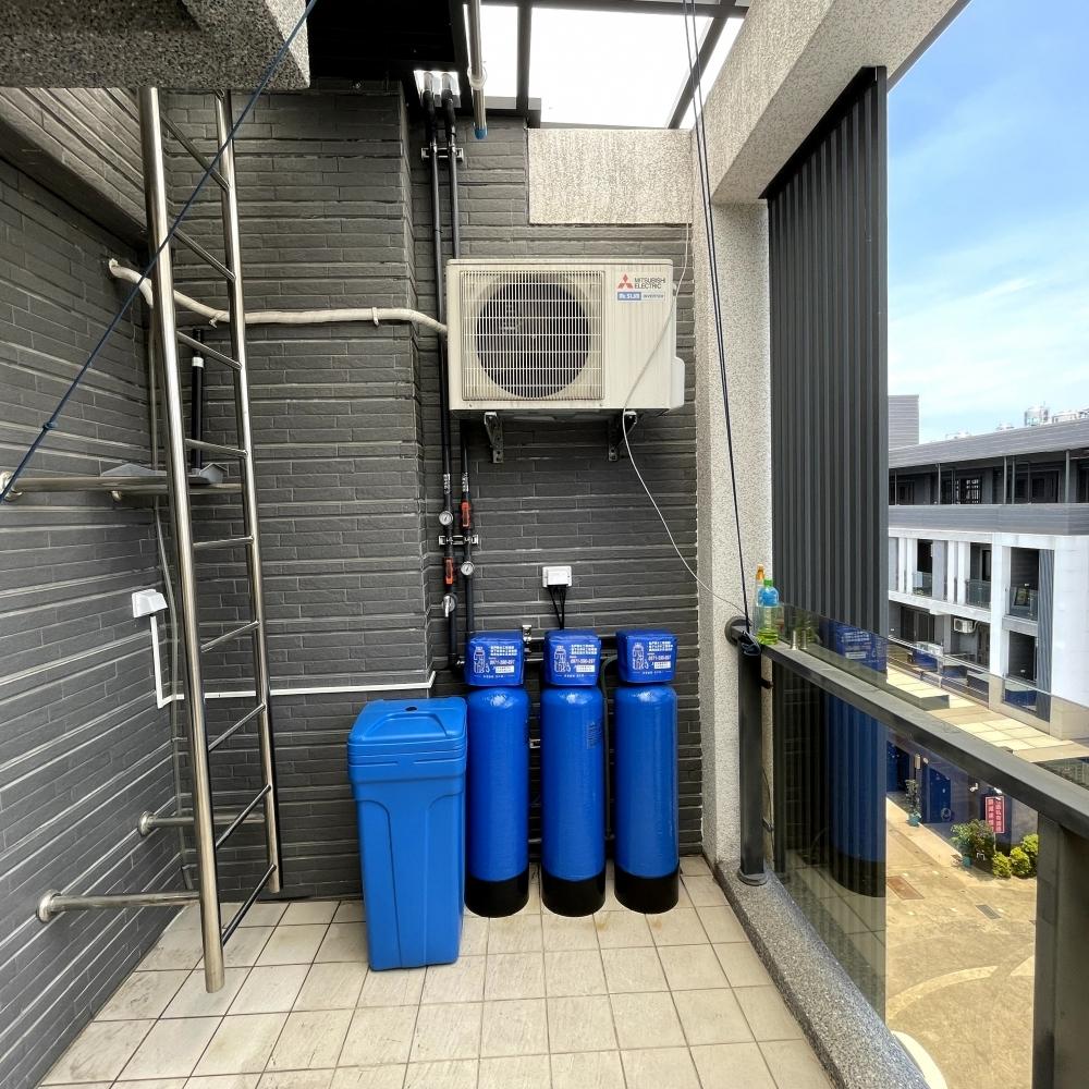高雄-仁武區-全戶式軟水系統