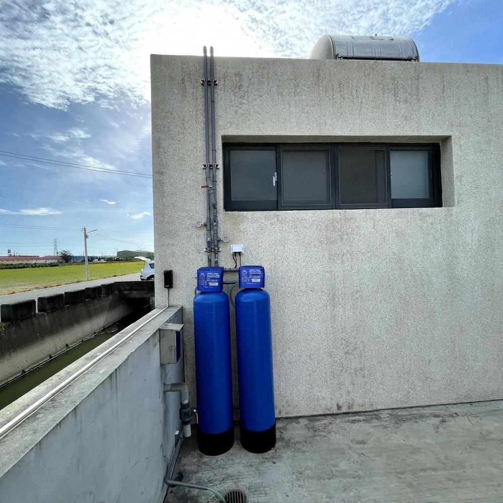 雲林-麥寮-地下水過濾系統