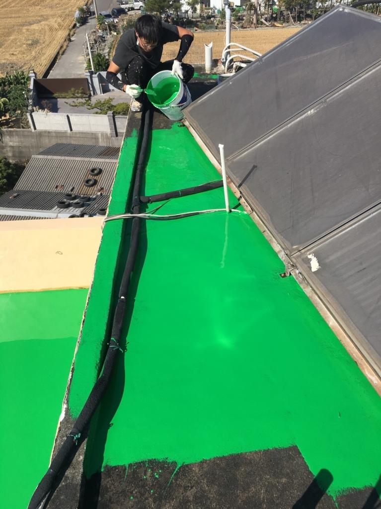 新竹屋頂地板防水