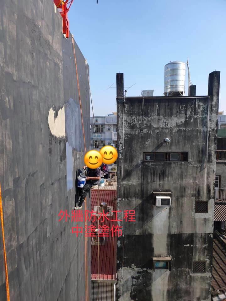 新竹防水-最新施工照片