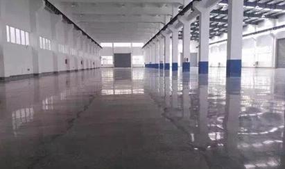 車廠地坪固化工程