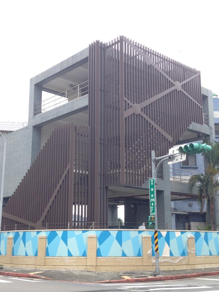 台北市水利局抽水站