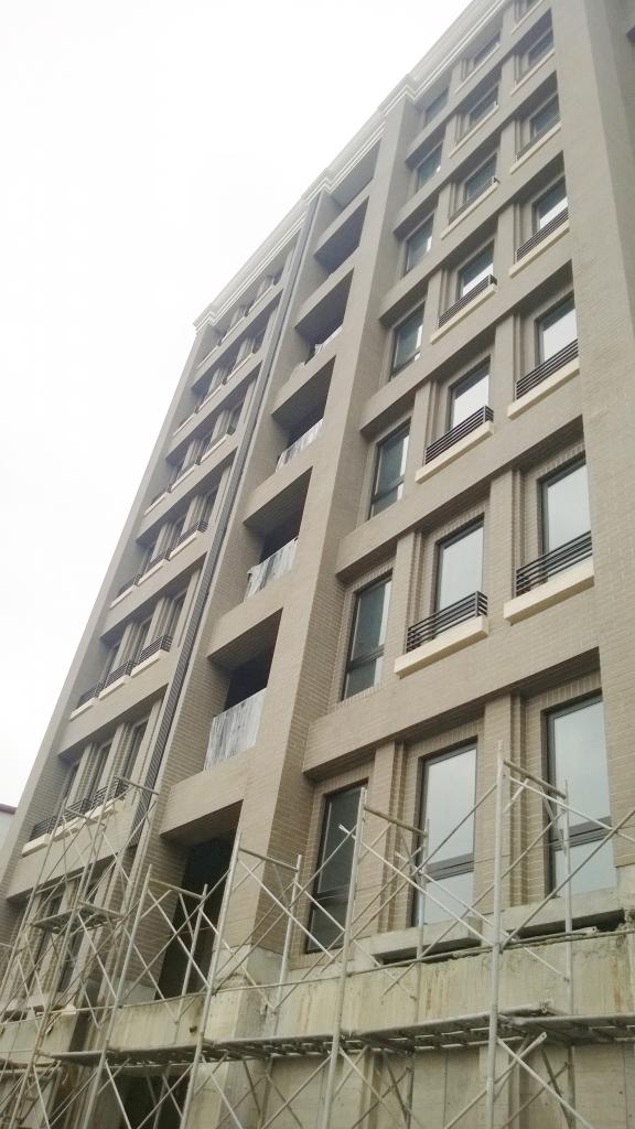 永耀營造-新店寶興路集合住宅