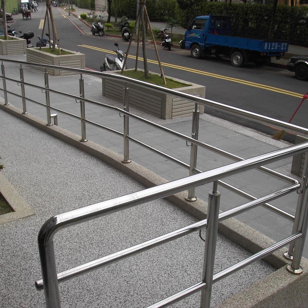 無障礙坡道扶手