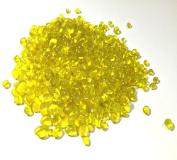 黃玻璃石(3~6mm