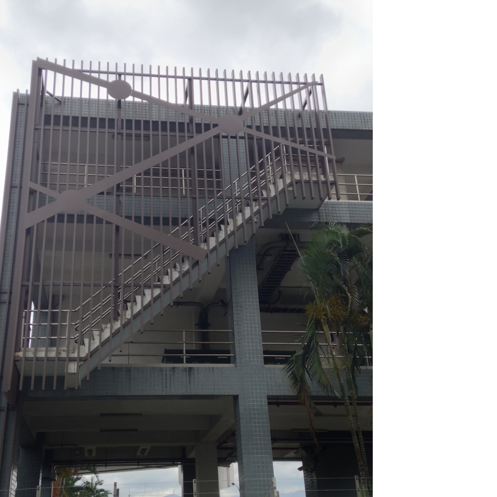 樓梯圍護格柵