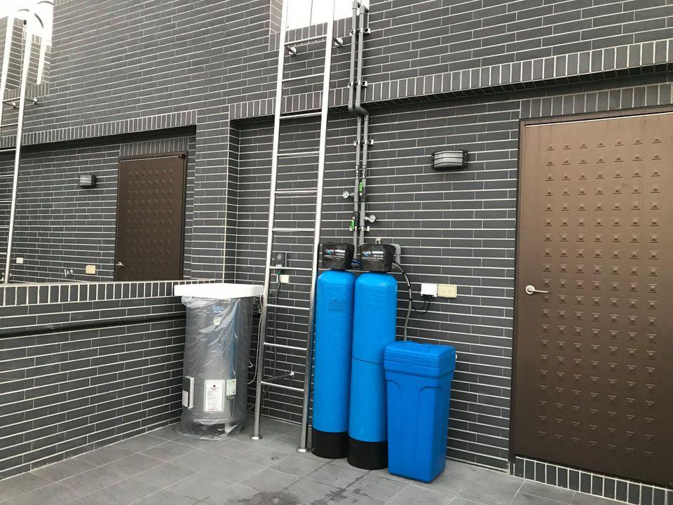 全戶過濾軟水系統-全