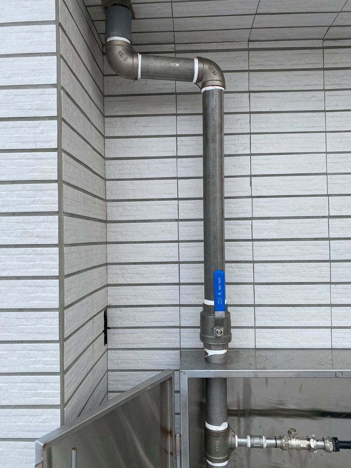 地下水過濾-全戶過濾軟水系統