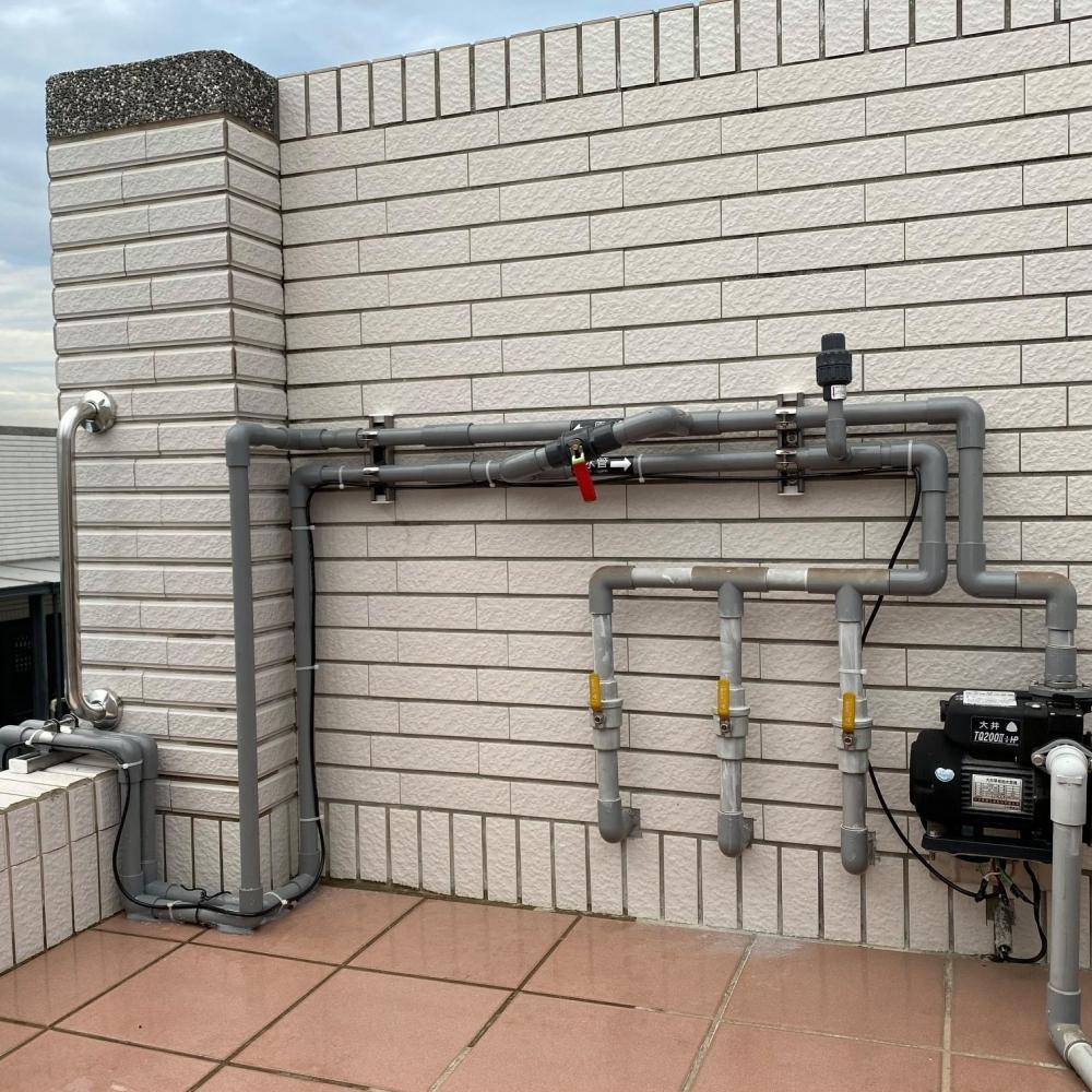 地下水過濾-商用過濾軟水系統