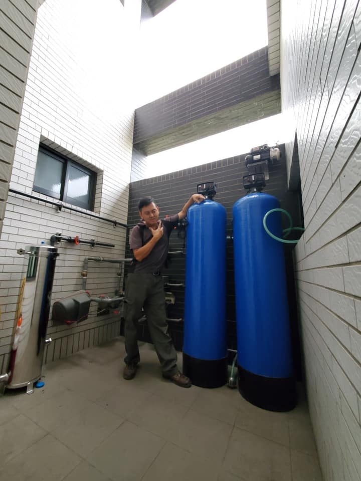 全戶過濾軟水系統-專業淨水規劃