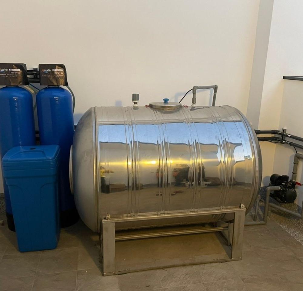 全戶過濾軟水系統安裝