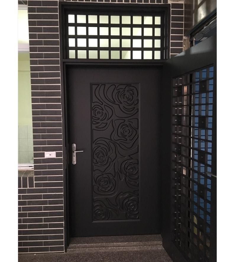 玄關鐵門(款式2)