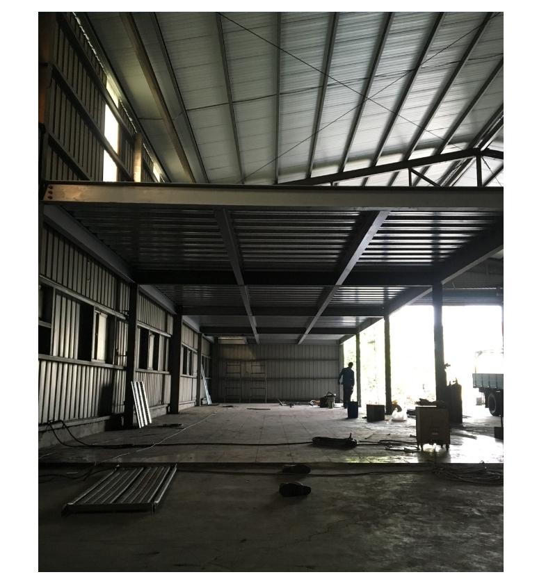 鋼構廠房工程 2
