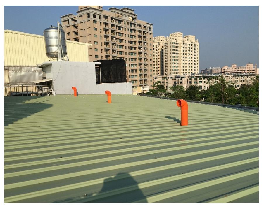 鐵皮屋頂 1