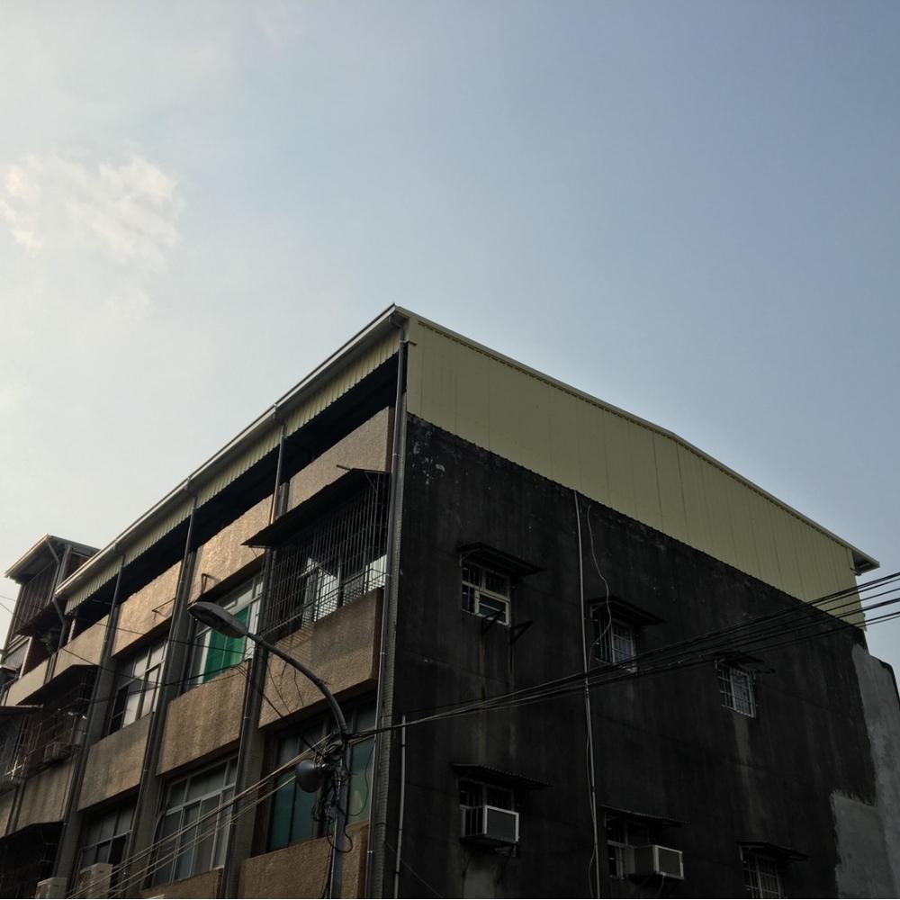 鐵皮屋-加蓋