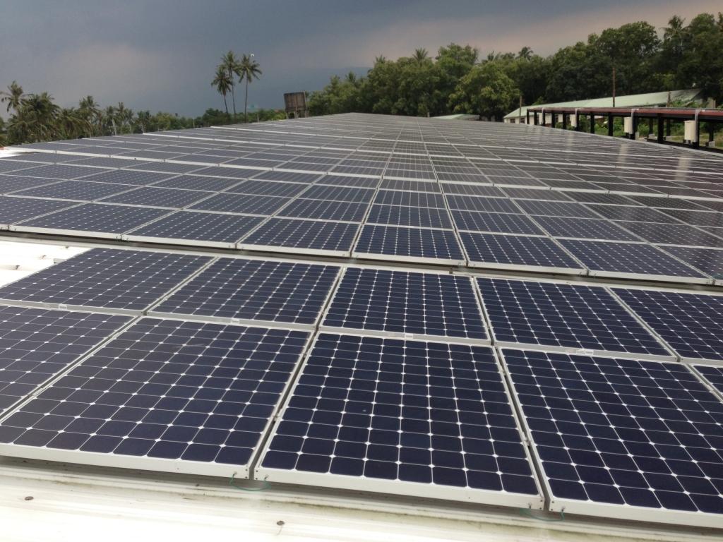 太陽能安裝-屏東麟洛菇寮