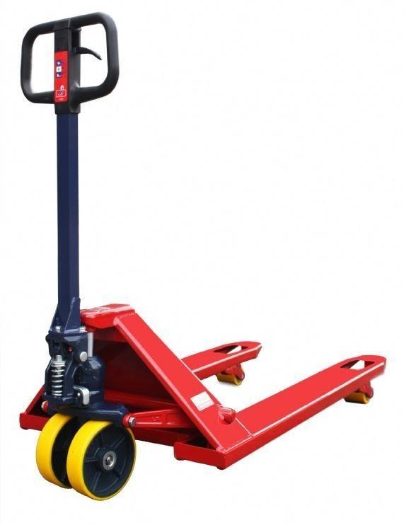 陸製油壓拖板車