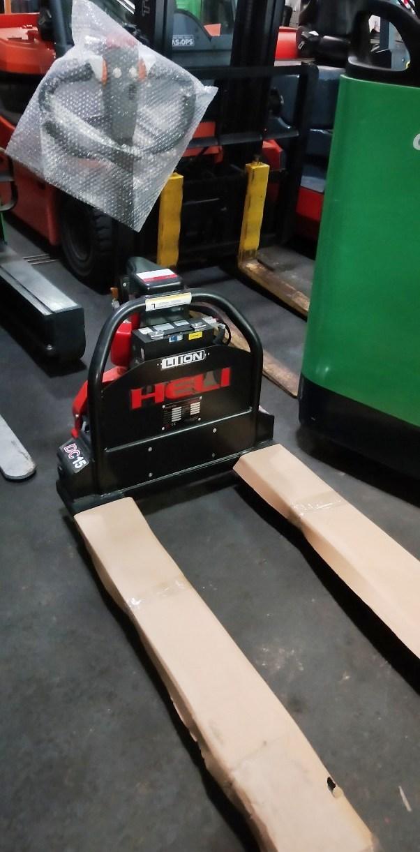 合力HELI鋰鐵電瓶電動拖板車