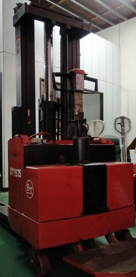BT自走式堆高機